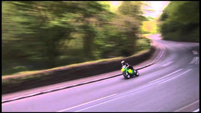 画像: John McGuinness - Classic TT Preview - Paton youtu.be
