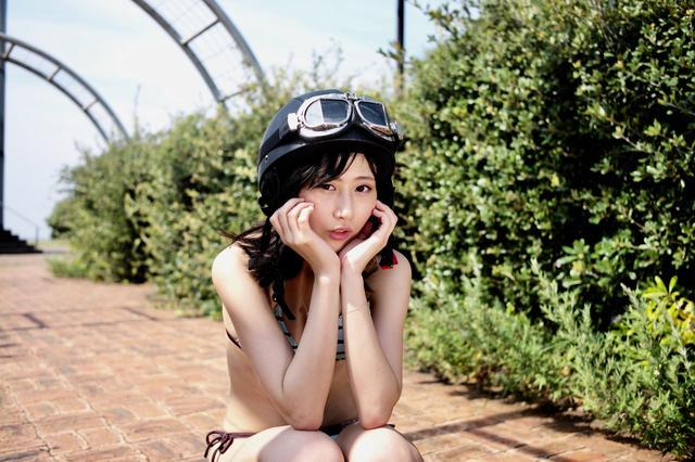 画像1: グラビア【ヘルメット女子】Sabrina vol.20