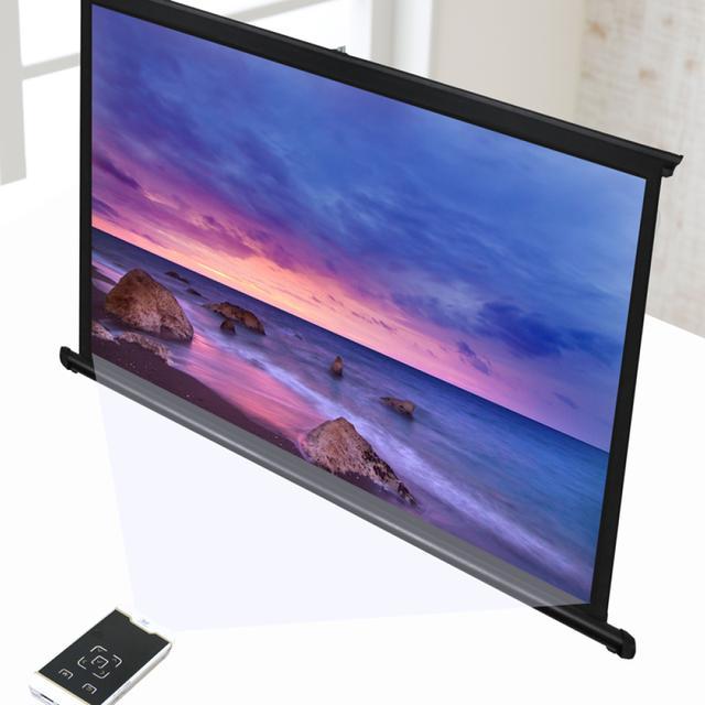 画像1: わずか1.45kg!5秒で設置出来る自立型スクリーン「FLSC」が欲しい!!