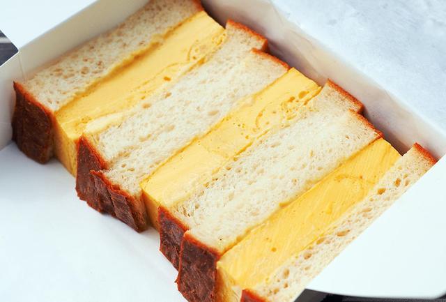 画像: 厚焼きたまごのサンドイッチ 【俺のBakery&Café 恵比寿】 www.sapporobeer.jp
