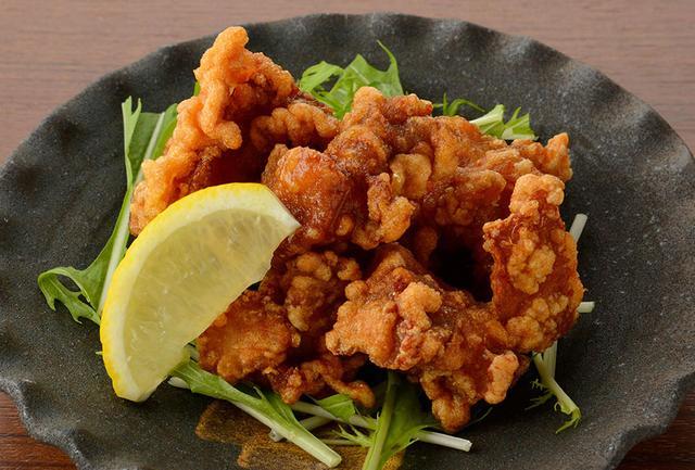 画像: 唐揚げ 【醤油ワンタン麺 かげおか】 www.sapporobeer.jp
