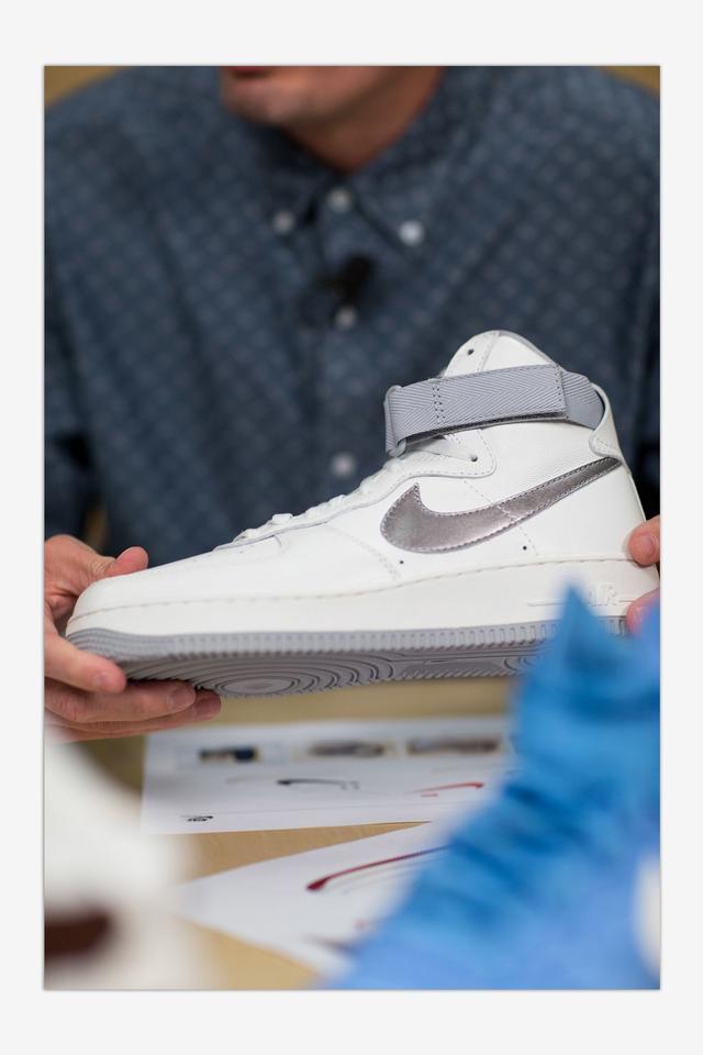 画像: ナイキ エア フォース 1のデザイン誕生まで. Nike+ SNKRS JP
