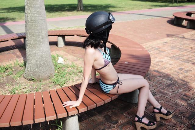 画像4: グラビア【ヘルメット女子】Sabrina vol.23