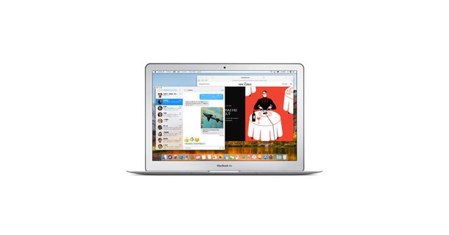 画像: MacBook Air
