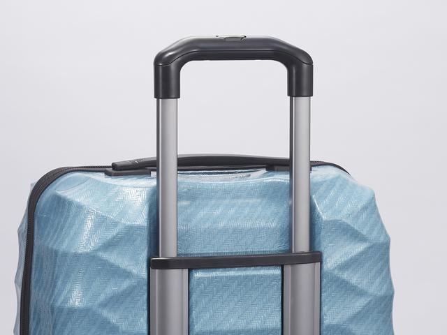 画像: 二本軸なので安定走行をサポート!長時間使用しても疲れにくいデザイン。