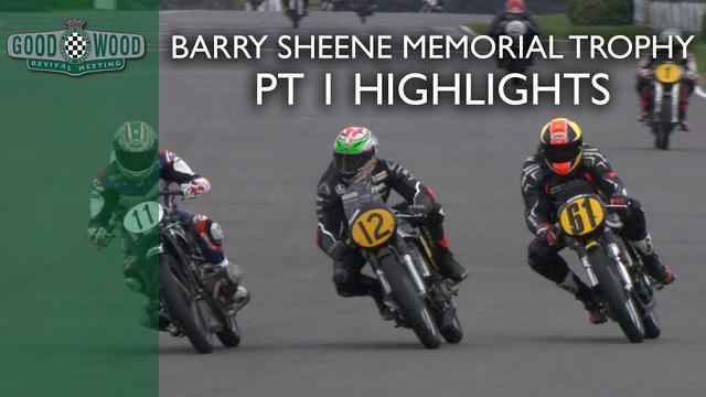 画像: Barry Sheene Memorial Trophy Part 1 Highlights | Goodwood Revival 2018 youtu.be