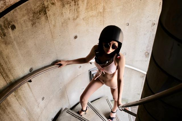 画像1: グラビア【ヘルメット女子】Sabrina vol.35