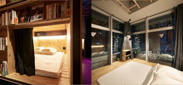 画像: bookandbedtokyo.com