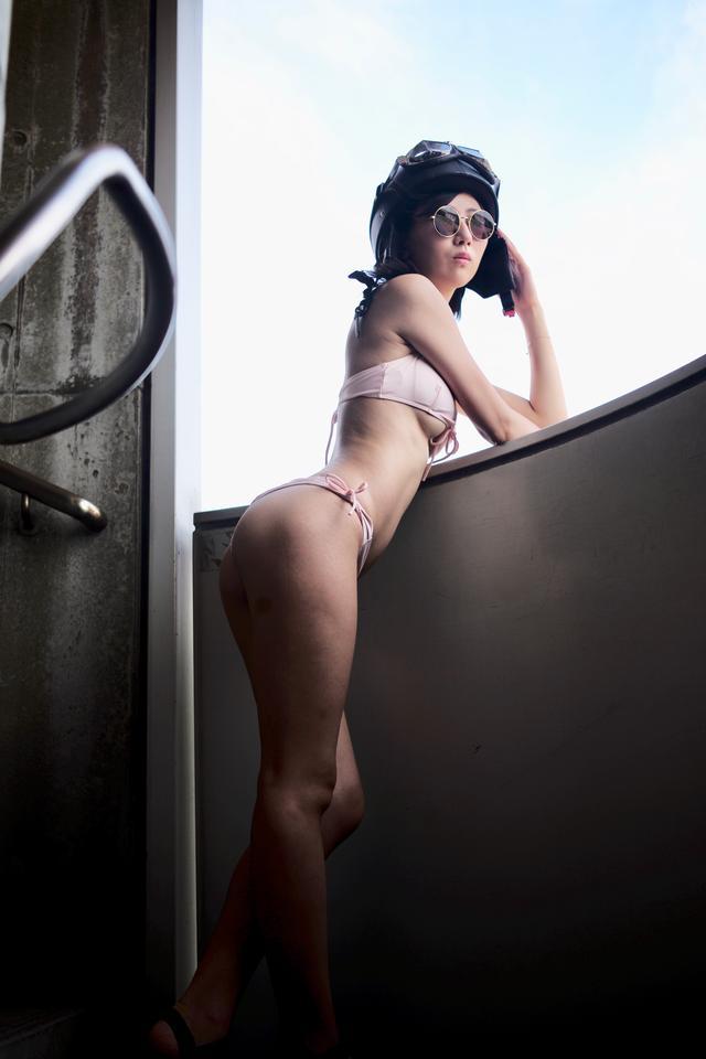 画像3: グラビア【ヘルメット女子】Sabrina vol.37