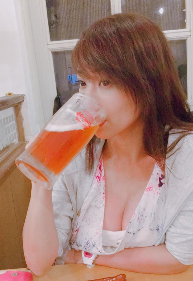 画像: ハイビスカスビールが美味しかった!!
