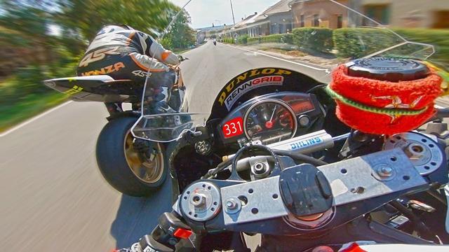 画像: Real Road Racing POV On A Fast R6 | Czech Tourist Trophy youtu.be