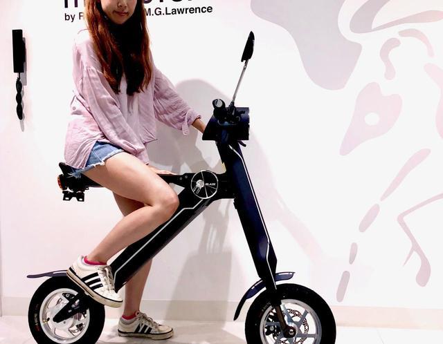 画像: 折りたたみ可能な100%電動バイク「BLAZE SMART EV(ブレイズスマートEV)」がやってきた、ヤァ?ヤァ?ヤァ? Vol.01 開梱〜組み立て編 - LAWRENCE - Motorcycle x Cars + α = Your Life.