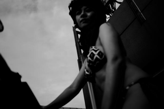 画像1: グラビア【ヘルメット女子】Skyfall vol.06