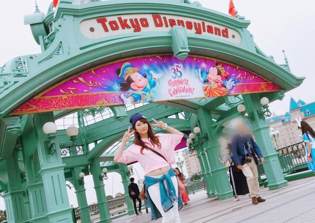 画像1: ミク様レポ!東京ディズニーリゾートが35周年&ハロウィーンのWイベント開催中【水曜日のミク様】
