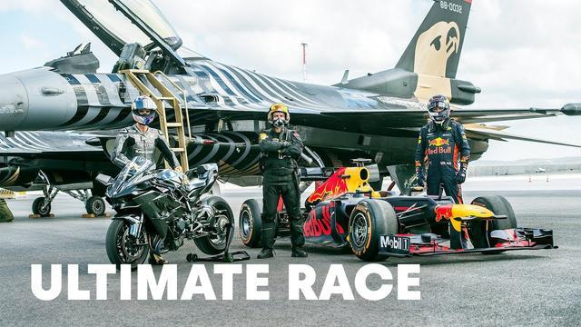 画像: Head-To-Head With The World's Fastest Vehicles | Ultimate Race youtu.be