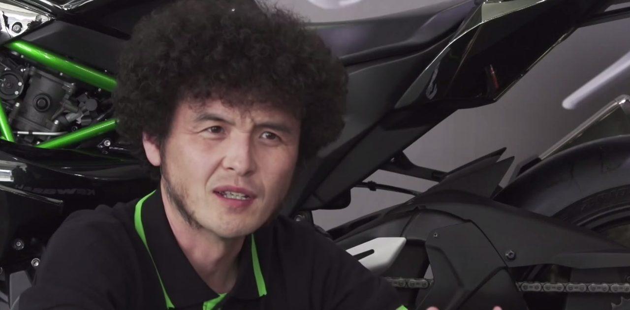 画像: カワサキテストライダー 山下繁氏が語るNinja H2/H2R秘話「MotoGPより速いバイクを作ろうとしたんだ」 - LAWRENCE - Motorcycle x Cars + α = Your Life.
