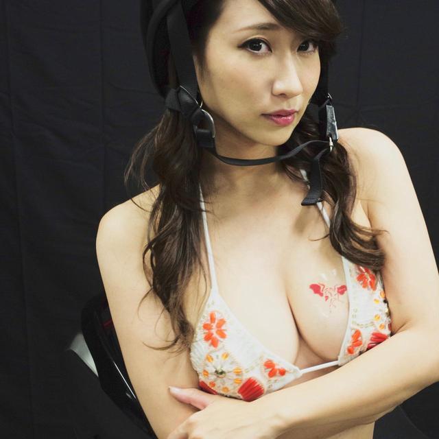 画像1: グラビア【ヘルメット女子】Ready Player One vol.10