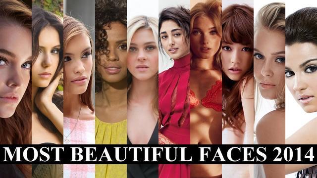 画像: The 100 Most Beautiful Faces of 2014 youtu.be