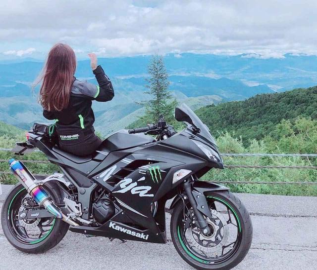 画像: やっぱりカワサキNinja 250がイケてる!後ろ姿も美しすぎる美女ライダー発見!【グラカワインスタ投稿紹介vol.4】 - LAWRENCE - Motorcycle x Cars + α = Your Life.