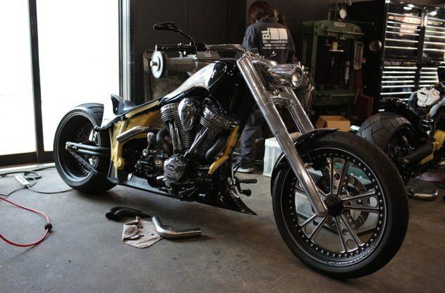 画像: INDIAN用エキゾースト : Re-Make!! - LAWRENCE - Motorcycle x Cars + α = Your Life.