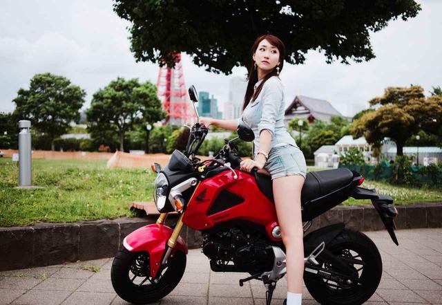 画像: 手軽に乗るならこれ!!密着度抜群の原付2種に乗ってみた!!【水曜日のミク様】 - LAWRENCE - Motorcycle x Cars + α = Your Life.