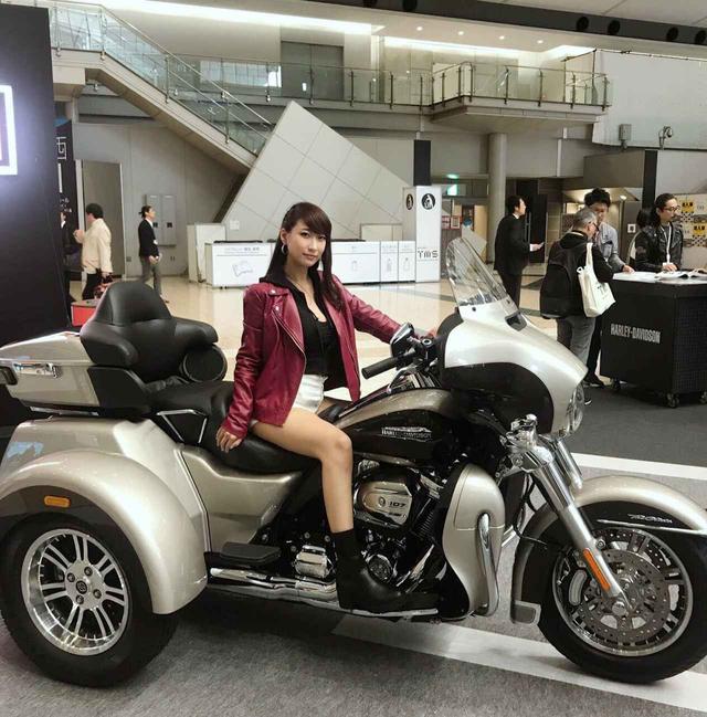 画像: Harley-Davidson【トライグライド・ウルトラ・アニバーサリーV】