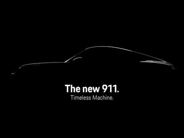 画像: The new Porsche 911 world premiere – LIVE from L.A. www.youtube.com