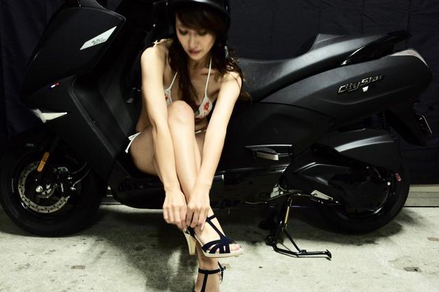 画像2: グラビア【ヘルメット女子】Ready Player One vol.22