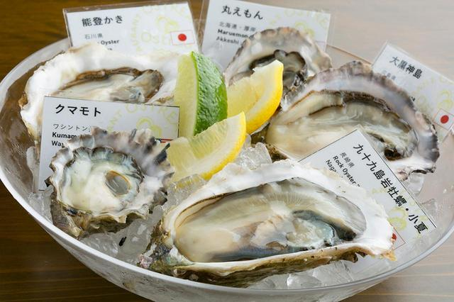 画像: 生牡蠣 ostrea.jp