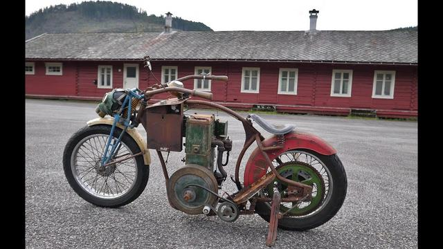 画像: Rat Bike w/Lister D 1936 youtu.be