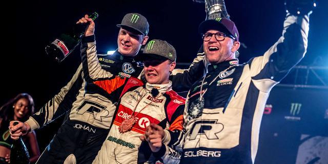 画像: FIA世界ラリークロス選手権2連覇を果たしたヨハン・クリストファーソン(Johan Kristoffersson)が2年連続でGRiDのタイトルを獲得 www.monsterenergy.com