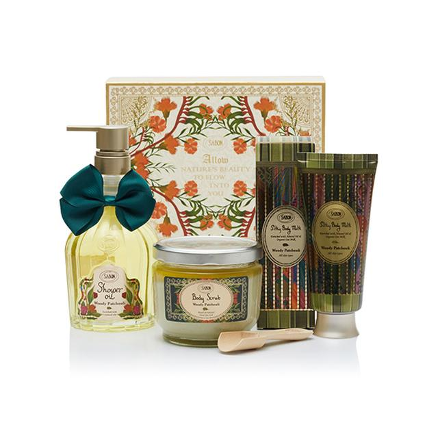 画像: The Splendors of Nature Body Care Kit ¥14,250(税込) www.sabon.co.jp