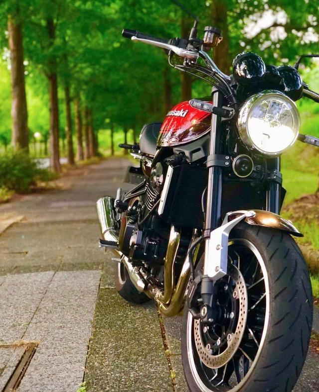 画像: カワサキ Z900RS が美しすぎるんです!【グラカワインスタ投稿紹介vol.7】 - LAWRENCE - Motorcycle x Cars + α = Your Life.