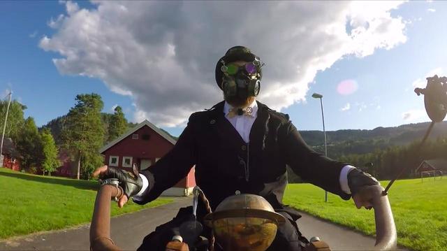 画像: とってもスチームパンク? な、ノルウェー産のラットバイク!! - LAWRENCE - Motorcycle x Cars + α = Your Life.