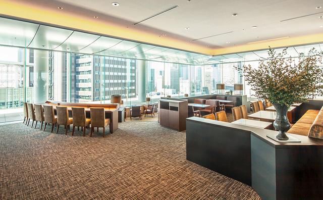 画像: 20階 ラウンジ サウスコート | 【新宿】 小田急ホテルセンチュリーサザンタワー 公式サイト