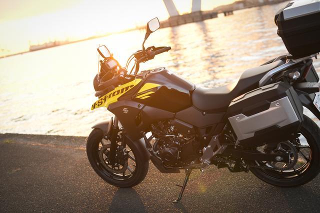 画像1: 恐るべきツーリング特化型250cc