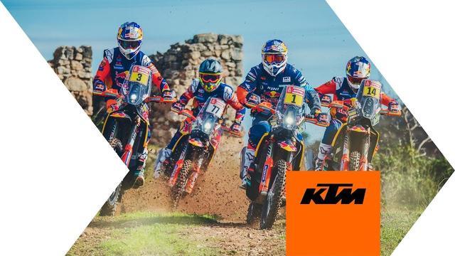 画像: DAKAR 2019 IS COMING: KTM IS READY TO RACE | KTM youtu.be