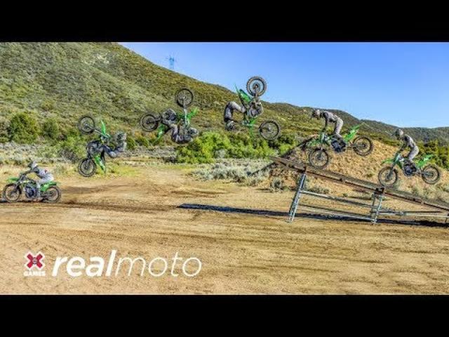 画像: Axell Hodges: Real Moto 2018   World of X Games youtu.be