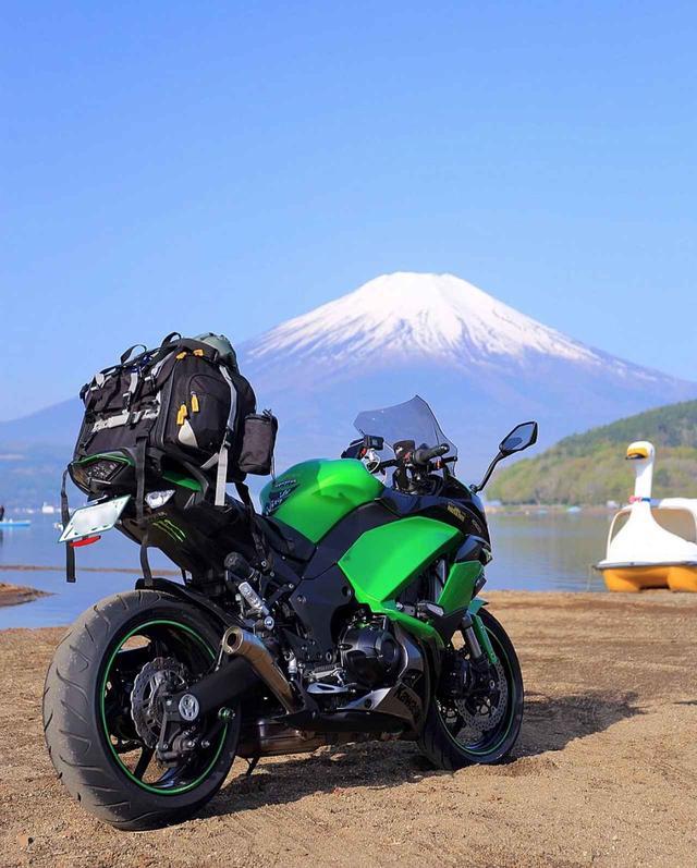 画像: 映えるんです!カワサキ Ninja1000と富士山の絶景。【グラカワインスタ投稿紹介vol.10】 - LAWRENCE - Motorcycle x Cars + α = Your Life.