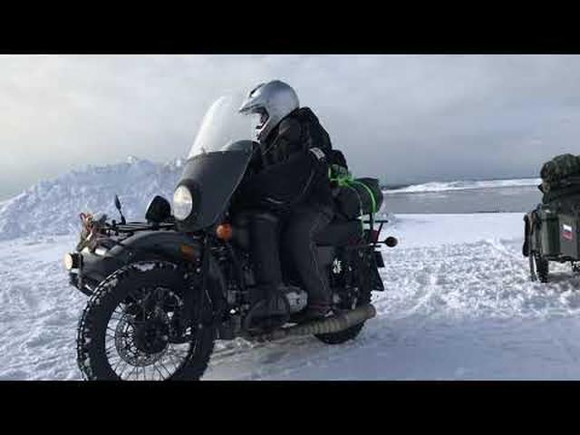 画像: URAL WINTER RIDE 2018 part.3 youtu.be