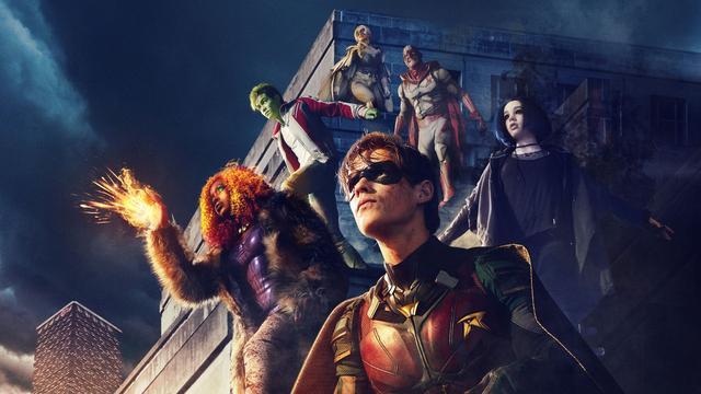 画像: Titans/タイタンズ | Netflix (ネットフリックス) 公式サイト