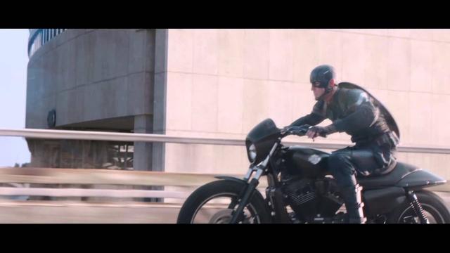 画像: Go Behind the Scenes of Marvel's Captain America: The Winter Soldier youtu.be
