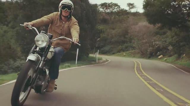 画像: トライアンフツインでサンタモニカをクルージングするムービーが超クール! - LAWRENCE - Motorcycle x Cars + α = Your Life.