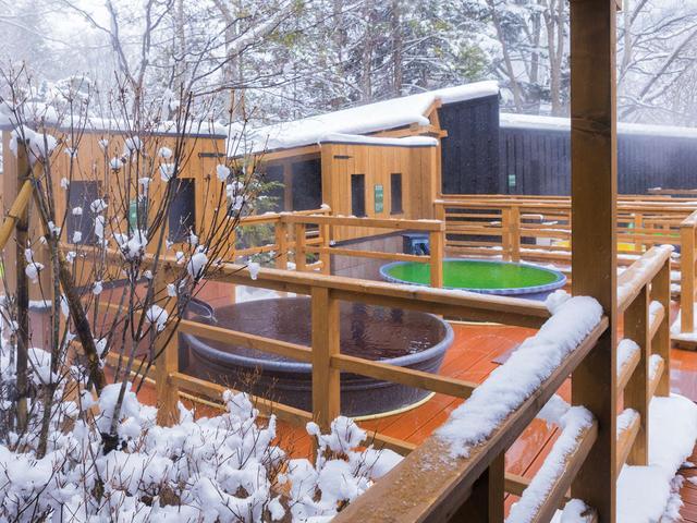 画像: 【森の散歩湯WOOD SPA】バラエティ豊かな20の香り湯が出現。 www.jalan.net