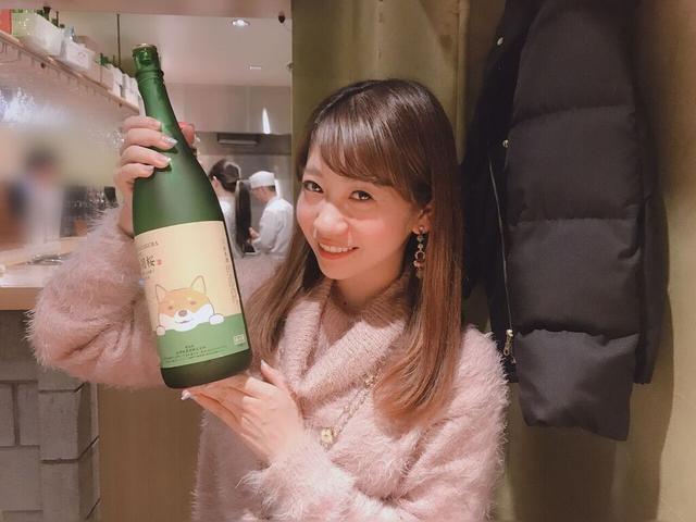 画像: ボトルが激カワな出羽桜