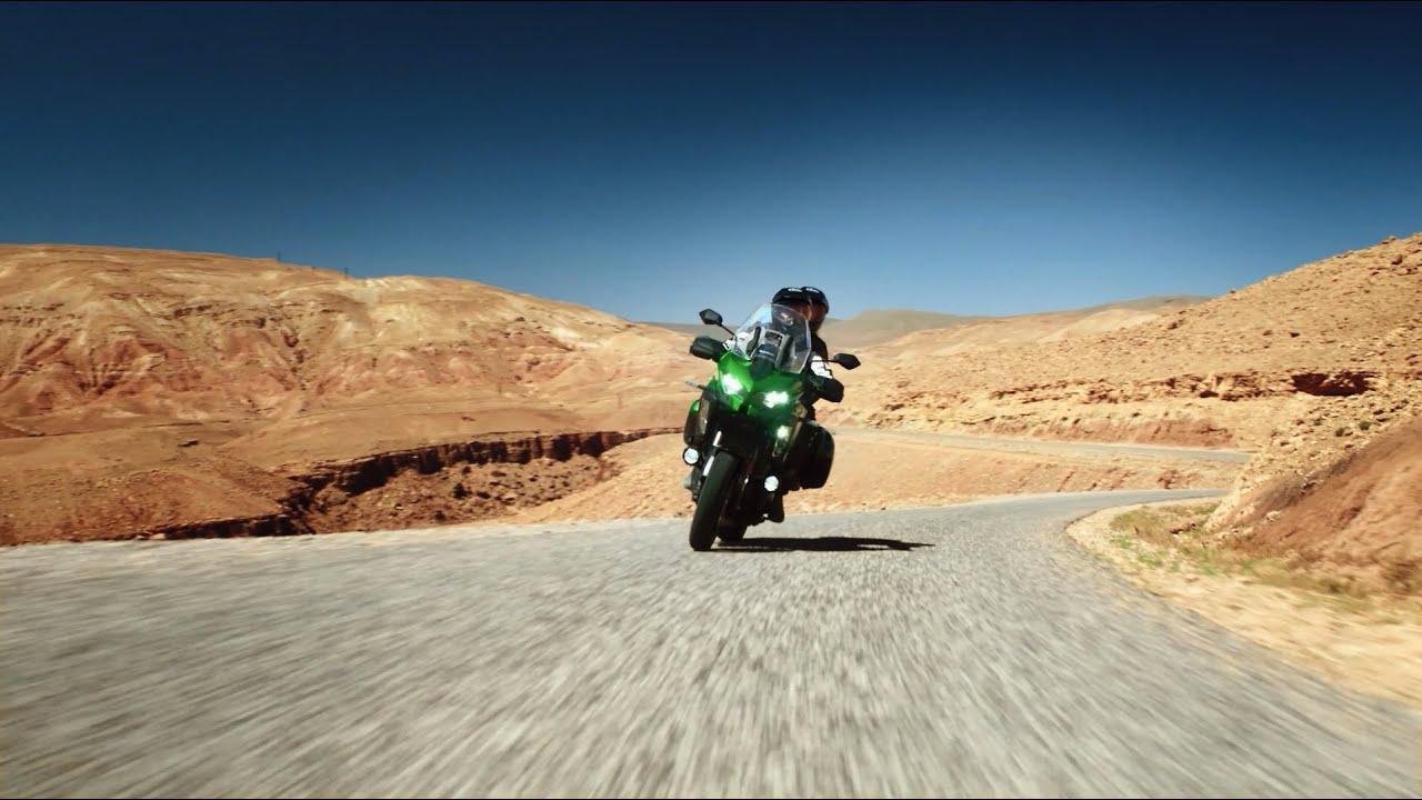 画像: VERSYS 1000 SE Action Video ver.2 www.youtube.com