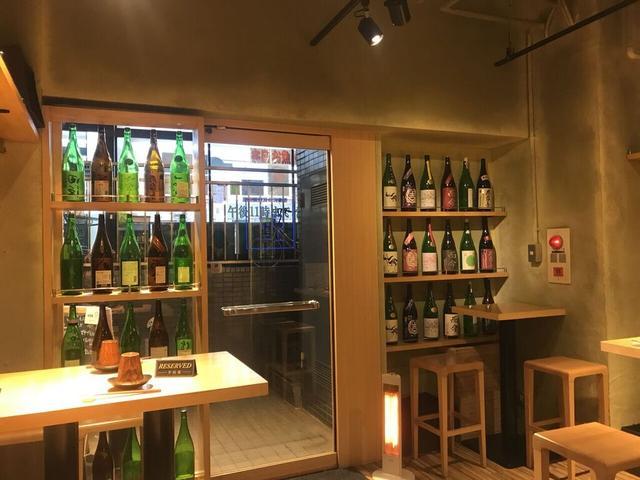 """画像2: 日本酒好き必見!十条の隠れ名所""""サケラボトーキョー""""でお気に入りを探してみてはいかが?【なぁ、飲み行かへん?Vol.6】"""