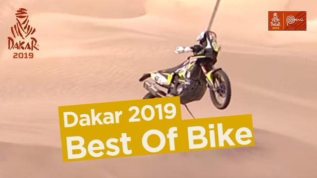 画像: Best Of Bike - Dakar 2019 youtu.be