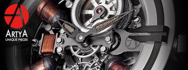 画像: スイスの高級時計 ArtyA  アーティア日本公式サイト