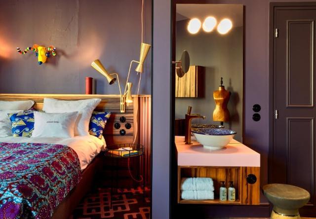 画像: ここに注目!: ドイツでは受賞歴多数で超有名なデザインホテル!